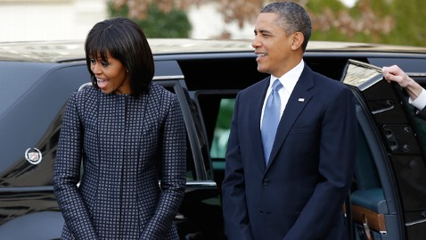 ap michelle barack obama jef 130121 wblog Inauguration 2013 in Social Media: Memes, Photos, Stats