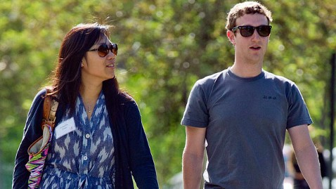 ap priscilla chan zuckerberg wy 120521 wblog Zuckerberg Bride, Priscilla Chan, Not Your Usual Billionaires Wife