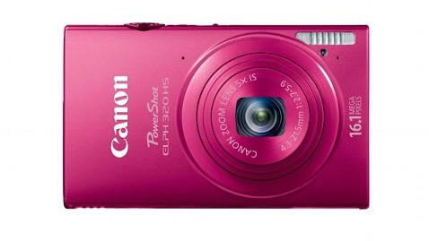 canon elph 320 hs wblog Gadget Gift Guide: Best Cameras