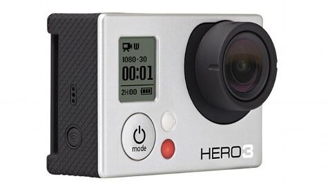 gopro hero3 wblog Gadget Gift Guide: Best Cameras