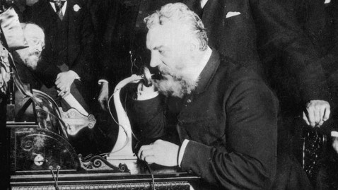 gty alexander graham bell thg 130426 wblog Voice of Alexander Graham Bell Heard in Recovered Audio Recording