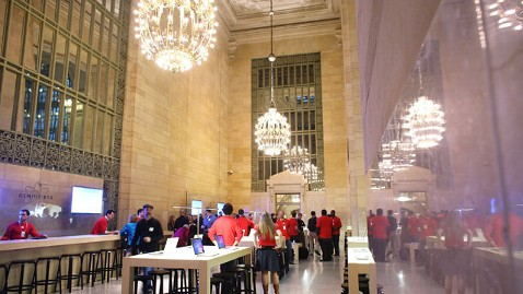 gty apple store grand Central thg 111208 wblog Apple Store at Grand Central Station in New York: Big and Fast