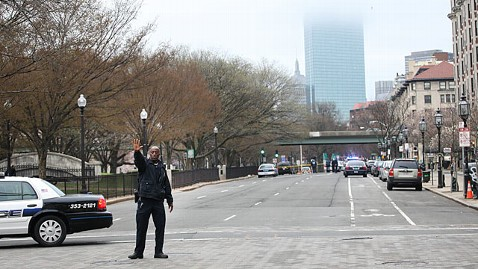 Boston Residents on Lockdown Share Fear on Twitter, Facebook