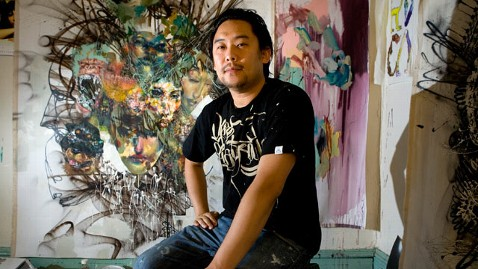 gty david choe dm 120202 wblog Facebook IPO Turns Graffiti Artist David Choe Into Multi Millionaire