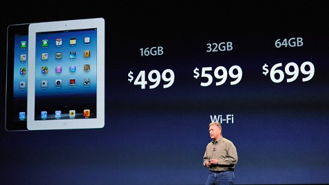 gty new ipad ll 130128 wblog Apple Said to Plan a 128GB Version of the 4th Generation iPad