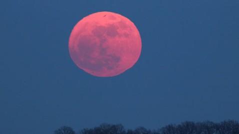 Pink Moon Rising