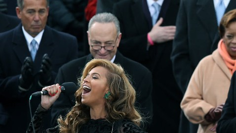 gty schumer beyonce kb 130121 wblog Inauguration 2013 in Social Media: Memes, Photos, Stats