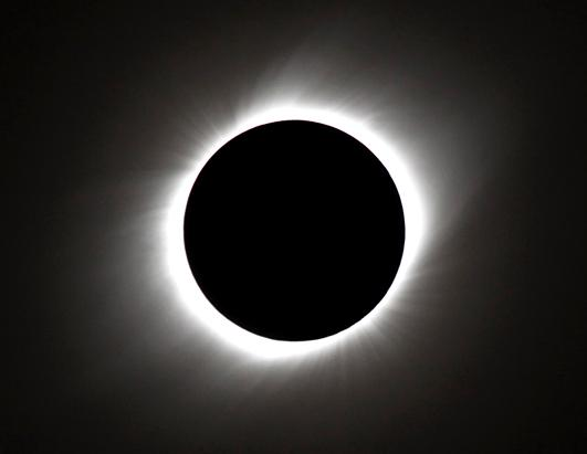 Solar Eclipse: Darkness at Midday