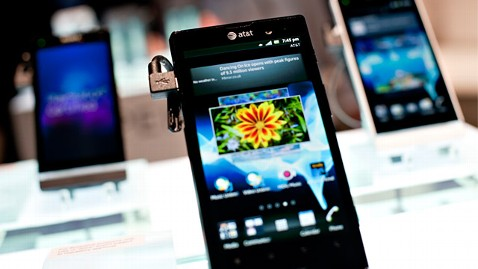 gty sony xperia smartphone ces ll 120111 wblog CES: Sony Xperia Ion Smartphone
