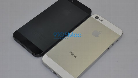 ht 9to5macblackandwhite iphone5 jt 120601 wblog iPhone 5 Rumors: New Leaked Images and Details