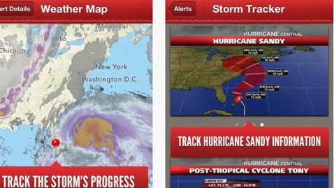 App of the Week: Hurricane by American Red Cross - ABC News
