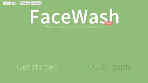 ht FaceWash kb 130125 wblog App of the Week: FaceWash