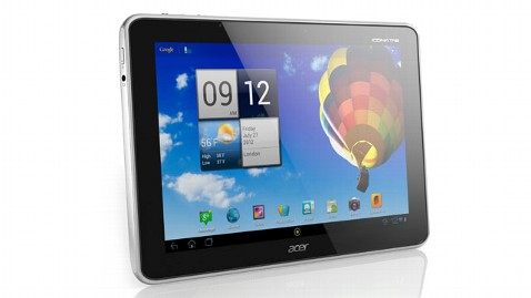 ht IconiaTab A510 Rt nt 120321 wblog Acer Releases Iconia Tab A510 Android Tablet, Plans for a Windows 8 Tablet