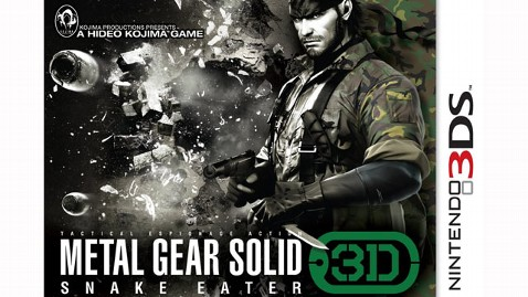 ht Metal Gear Solid Snake Eater 3D thg 120314 wblog Metal Gear Solid: Snake Eater 3D Game Review