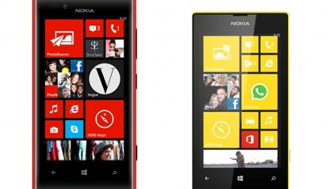 ht Nokia Lumias 130224 wblog Nokia Lumia 720 and 520 Go After the Budget Conscious Windows Phone User