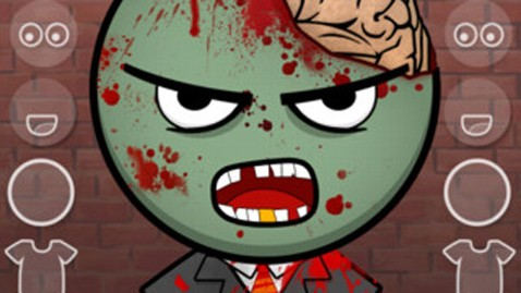 ht Zombie kb 121026 wblog App of the Week:  Make A Zombie 2