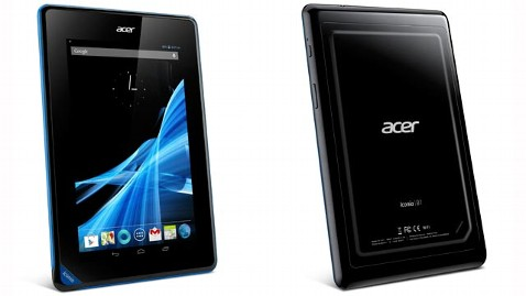 ht acer iconia b1 jef 130107 wblog Acer Iconia B1: How Much Tablet Does $130 Buy You?