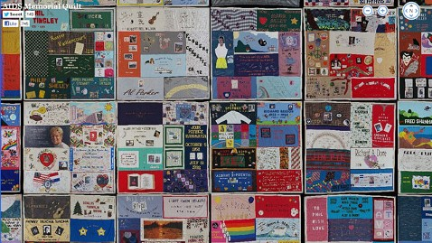 ht aids memorial quilt microsoft lpl 120724 wblog AIDS Quilt Goes Digital: See The Full Quilt Online