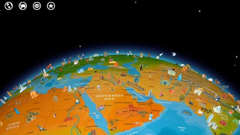 ht barefoot atlas globe nt 120810 wblog App of the Week: Barefoot World Atlas