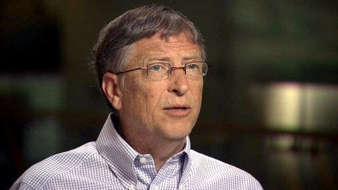 ht bill gates jp 120124 wblog Bill Gates on Using His Money to Save Lives, Fixing U.S. Schools, Reflecting on Steve Jobs