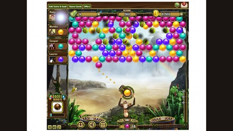 ht bubble safari zynga game thg 120508 wblog Zynga Brings Arcade Play to Facebook With Bubble Safari