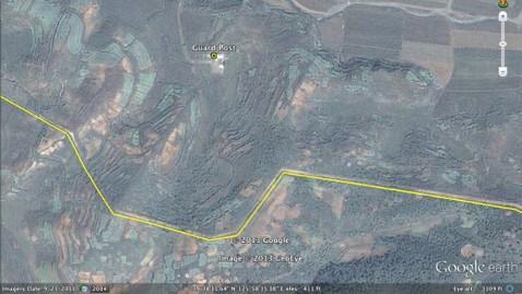 ht camp 14a new mi 130125 wblog Google Earth Used to Spot North Korean Labor Camp