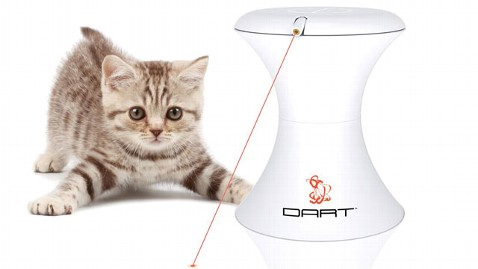 ht cat dart nt 121204 wblog Gadget Gift Guide: Picks for Pet Lovers