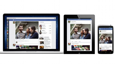 ht facebook feed devices nt 130307 wblog But I Want it Now! Facebooks Redesigned News Feed to Roll Out Slowly