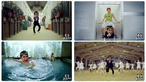 ht gangam jibjab dm 121128 wblog JibJabs Gangnam Style Lets You Star in Worlds Most Watched Video