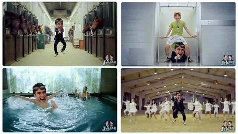 ht gangam jibjab dm 121128 wblog JibJabs Gangnam Style Lets You Star in Worlds Most Watched Video