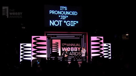 ht gif webby steve wilhite tk 130522 wblog How Do You Pronounce GIF Anyway?