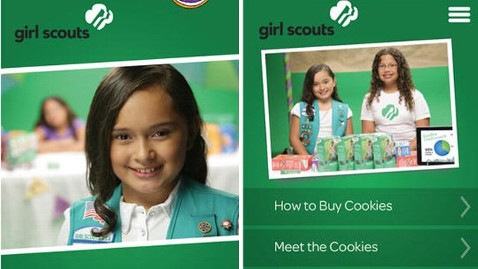 ht girl scout cookie app jef 130218 wblog Girl Scouts Go Mobile With Cookie Finder App