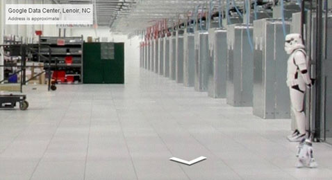 ht google data center kb 121017 wblog World News Instant Index 10/17/2012: Pilots Odd Request; Googles Willy Wonka HQ