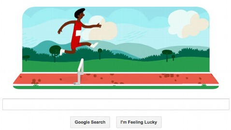 ht google doodle nt 120807 wblog Google Doodle: Olympic Hurdles if Youre Not at the London Games