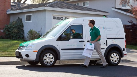ht google express van man thg 130329 wblog Google Shopping Express: Same Day Delivery Beyond the Web