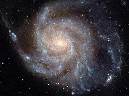 ht hubble m101 pinwheel galaxy thg 110909 main Supernova Near Big Dipper: How to Watch