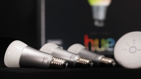 ht hue philips 121029 wblog Philips Hue: The Light Bulb You Can Control With Your Phone