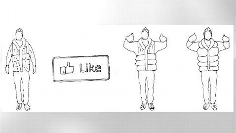 ht like hug dm 121008 wblog A Hug Every Time You Get a Like on Facebook?  A Vest Could Make It Happen