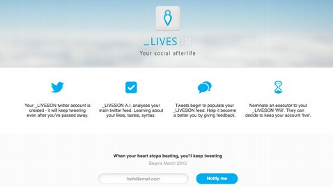 ht lives on dm 130221 wblog  LivesOn: New Service to Let You Tweet When Youre Dead