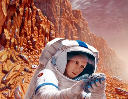На Марс должны летать не мужчины, а женщины Новости. Новости…