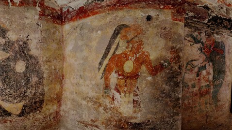 ht mayan mural found lpl 120511 wblog Oldest Known Maya Calendar Found; No Signs of 2012 Doomsday