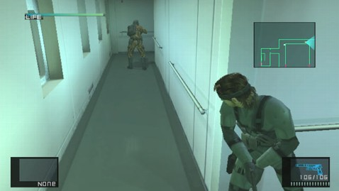 ht metal gear snake kb 120711 wblog Game Review: Metal Gear Solid HD Collection for PS Vita