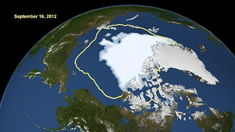 ht minimum arctic sea ice ll 120919 wblog Arctic Sea Ice at Lowest Extent Ever Recorded