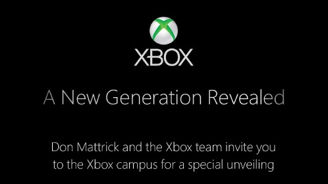 ht next generation xbox ll 130424 wblog Microsoft: Next Gen Xbox Reveal May 21