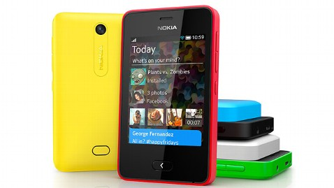 ht nokia 501 smart phone thg 130509 wblog Nokias Asha 501 Phone Claims 48 Day Battery Life