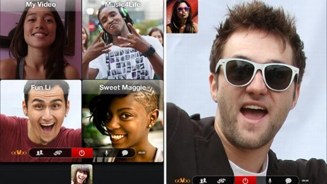 ht oovoo app jef 120831 wblog App Of the Week: ooVoo
