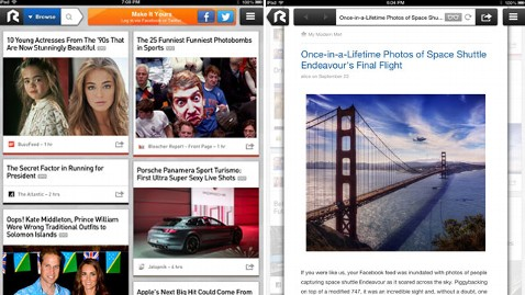 ht rockmelt tk 121010 wblog RockMelts iPad Web Browser Puts Social Media Front and Center