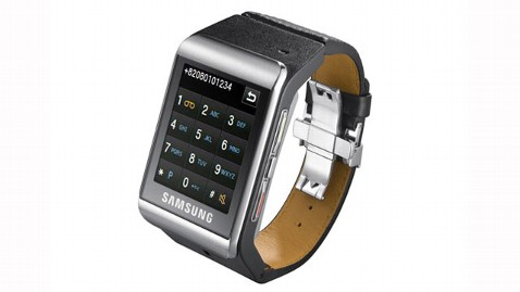 ht samsung smartwatch jef 130319 wblog Samsung Preparing Watch Product to Rival Apples Rumored iWatch