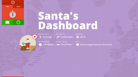 ht santa dashboard kb 121220 wblog Santa Tracker Race: Googles Santa Tracker vs. NORAD