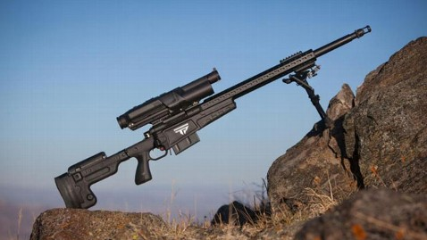 smart rifle begins shipping to gun owners this week